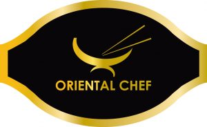 Logo oriental chef